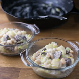 This vegetable pot pie is just as hearty as a meat-based pot pie, and it will warm you from the inside out. It's perfect cold weather comfort food!   recipe from Chattavore.com