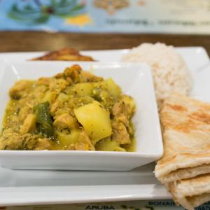 Dominica's Caribbean Kitchen is a restaurant in Hixson, Tennessee, serving fresh and delicious Caribbean cuisine in a friendly environment.   restaurant review from Chattavore.com