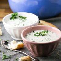Perfect Creamy Potato-Leek Soup