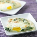 Eggs Florentine Pizza