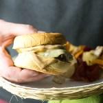 Grilled Teriyaki Burger