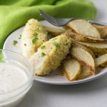 Garlic Butter Panko-Crusted Cod + Video