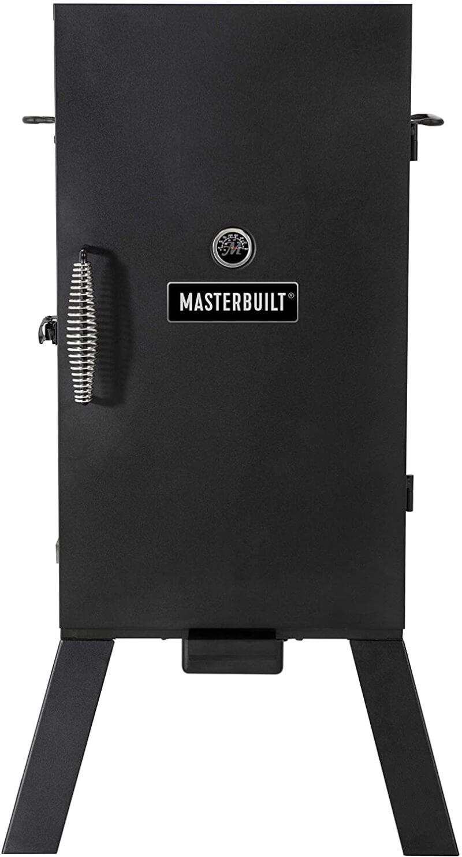 a photograph of a Masterbuilt electric smoker