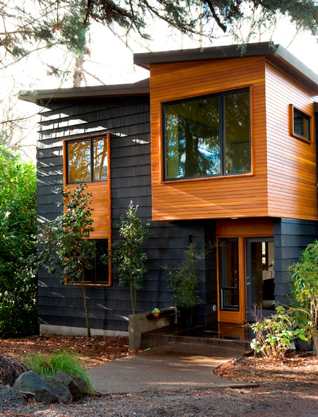 Local Homes Tours Showcase Modern And Historic  Portland