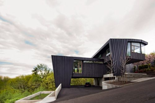 Portland Architecture Housing