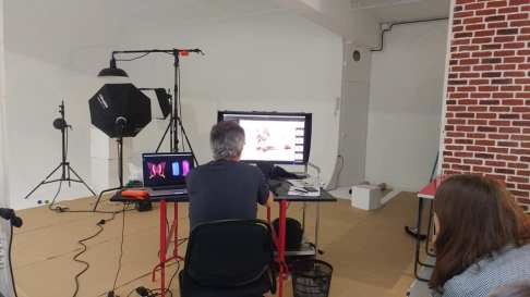 casting shooting photo chaton chat ragdoll chatterie la perle des anges ragdoll normandie caen calvados 7