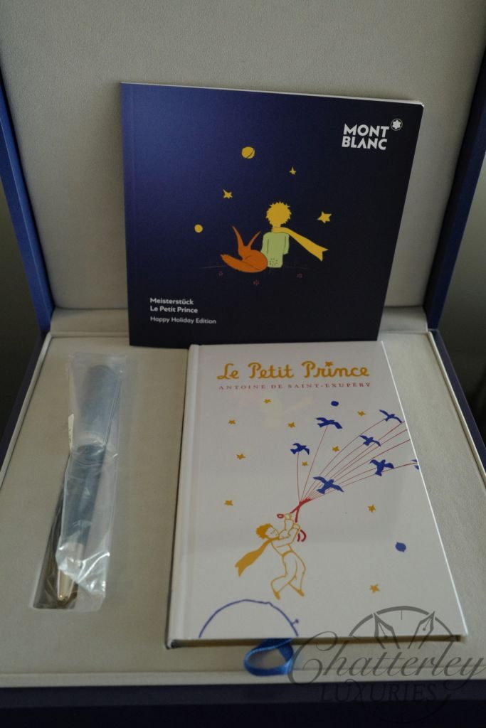 Montblanc Meisterstuck Le Petit Prince Happy Holiday Edition