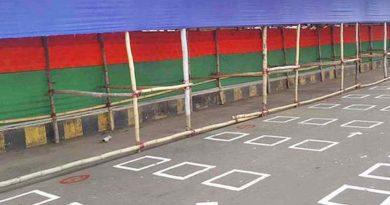 রেলস্টেশন পার্কিংয়ে কাল স্থানান্তর হচ্ছে রিয়াজউদ্দিন বাজার