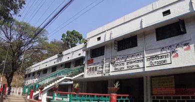 চট্টগ্রামের রেলওয়ে হাসপাতালে সোমবার থেকে ভর্তি হচ্ছে করোনা রোগী