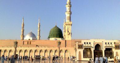 মসজিদে নববীসহ সৌদি আরবে খুলেছে ৯০ হাজার মসজিদ