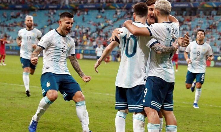 বিশ্বকাপের বাছাই পর্বের আর্জেন্টিনা দল ঘোষণা
