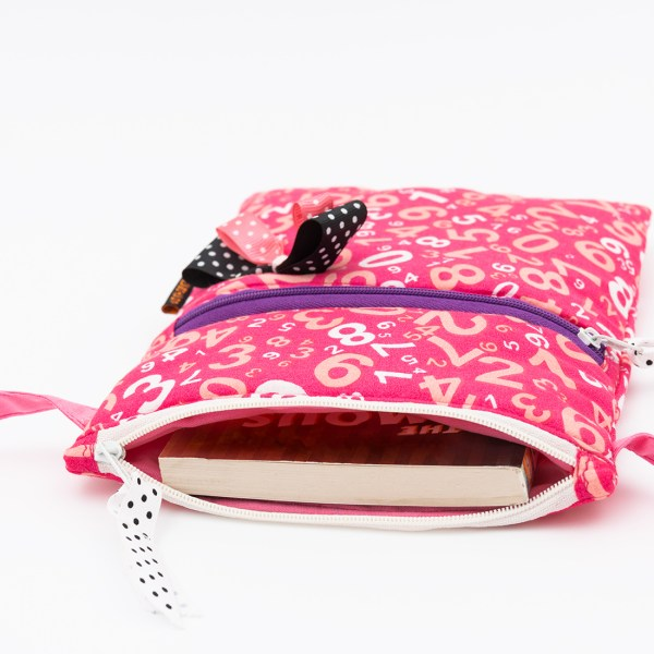 Happy Princess Red Numerals 4 https://chaturango.com/pink-sling-bag-for-girls-printed-numerals/