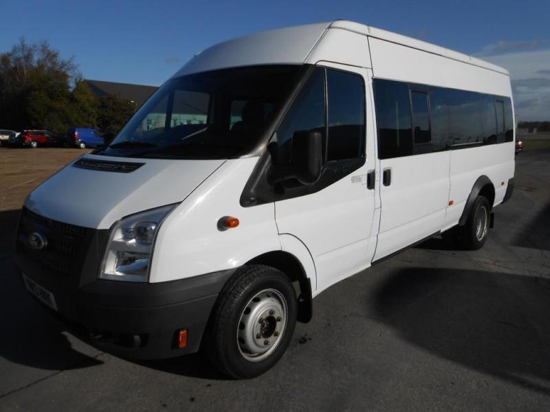 Mini Bus 16 Seater - AT&T