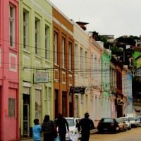 Ode to Valparaiso- Pablo Neruda