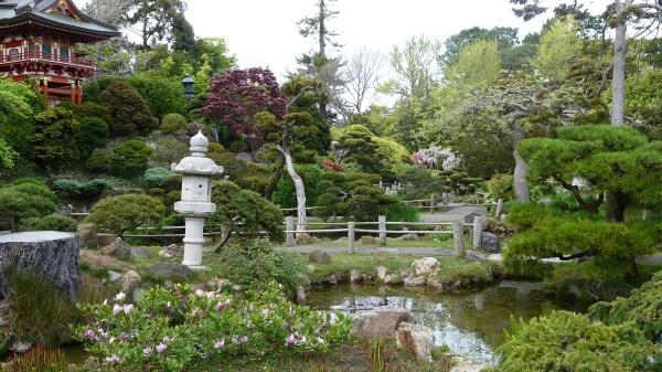 Golden Gate Park Japanese Tea Gardens