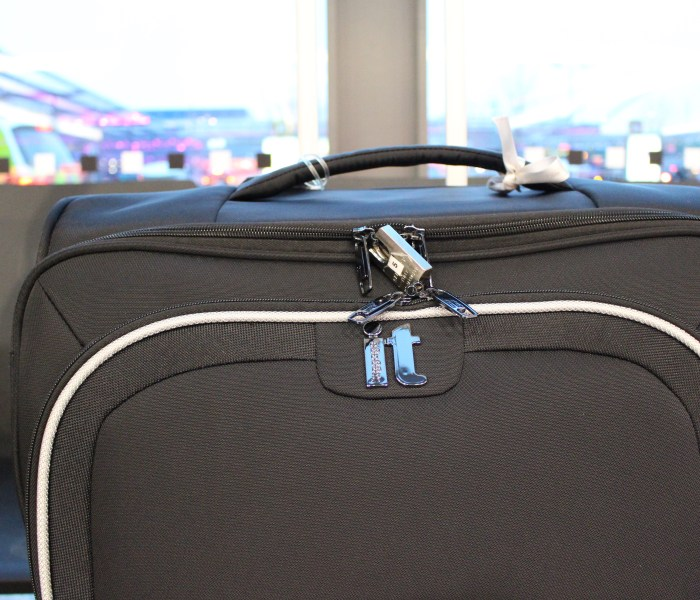 Review- It Luggage