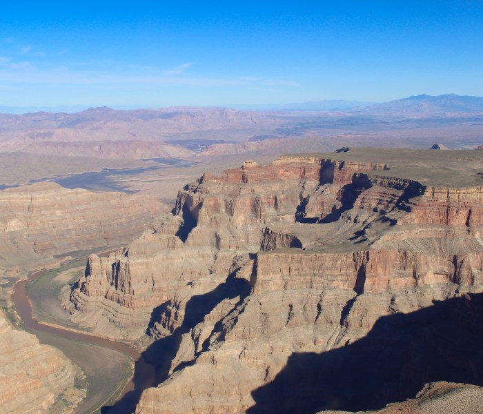 Grand Canyon From Above