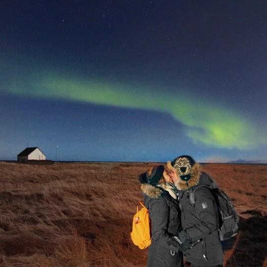 Best Northern Lights Tour- Happyworld Iceland