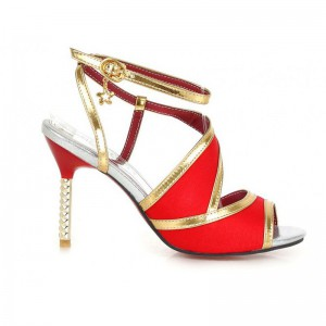 sandales-petites-pointures-rouges-orly