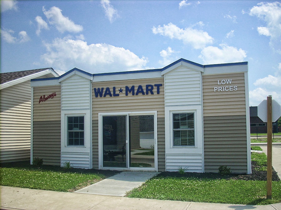 Wal-Mart at the Children's Safety Village