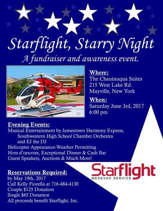 Starflight, Starry