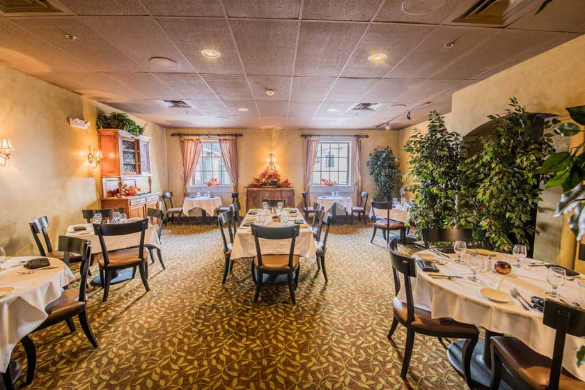 Olive's Restaurant in Chautauqua New York