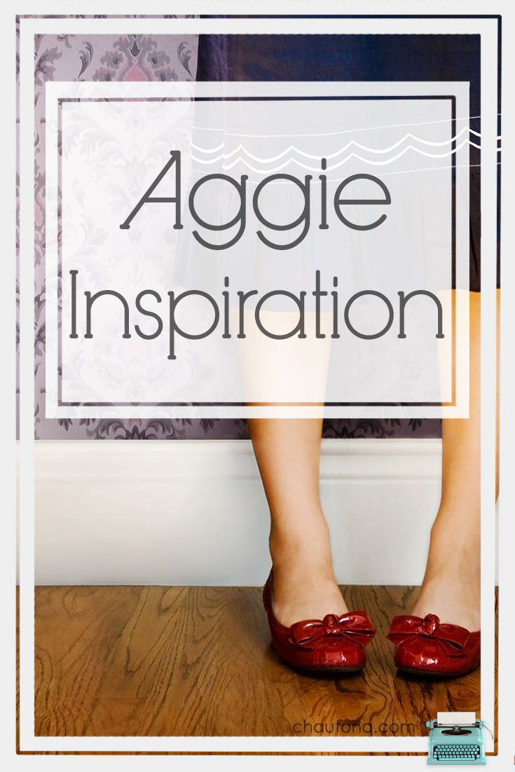 Aggie's Inspiration