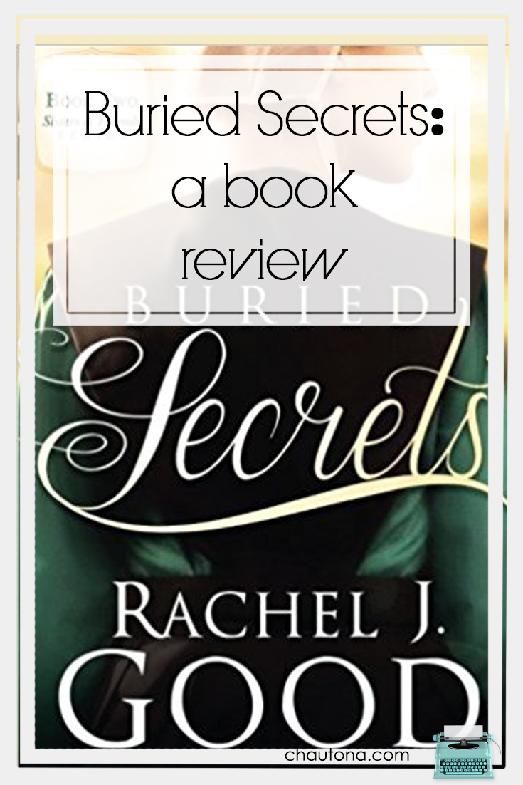 Buried Secrets. The title makes me think of an archaeological mystery. Only, instead of an abandoned tomb, Rachel Good uncovers the secrets to Emma's past.