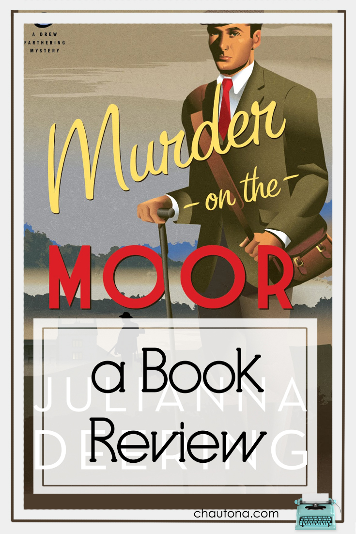 What does an author do when she's swamped in editing her mystery and needs a break?  Reads a great mystery, of course! Check out the gem I read!
