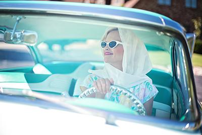 plotting in the car