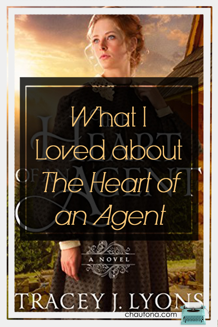 The  Adirondacks come alive in this novel of secrets, grief, difficult times, and fresh starts. This historical romance makes you care about the characters.
