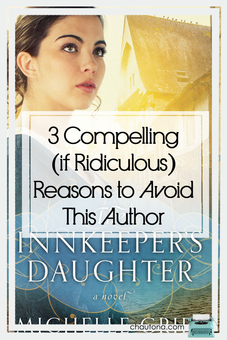 3 Compelling (if Ridiculous) Reasons to Avoid This Author
