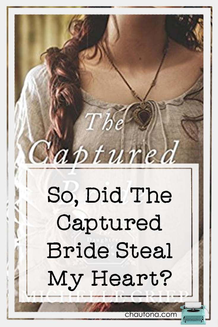 This author is rapidly becoming a favorite of mine, so I was sure I'd like this book, but did The Captured Bride go above and beyond? Did it capture my heart?