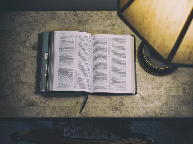 Bible- unsplash
