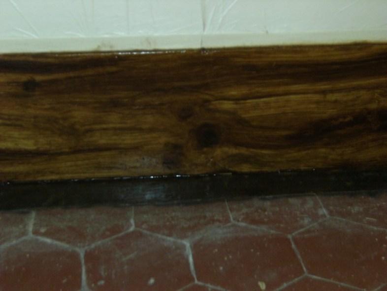Plinthes apres faux bois chaux room 2