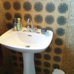 Projet de relooking salle de bain avant chaux room 7