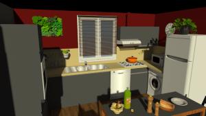 Relooking cuisine visuel