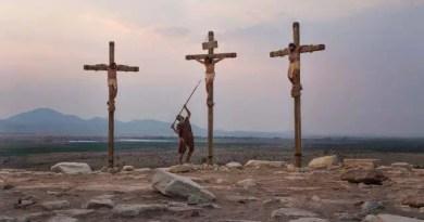 A crucificação é certamente uma das piores formas de morrer