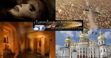 As 10 mais antigas e misteriosas necrópoles do mundo.
