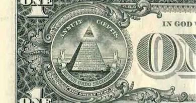 Pirâmide com olho é o centro de inúmeras teorias da conspiração, mas sua verdadeira origem é outra.