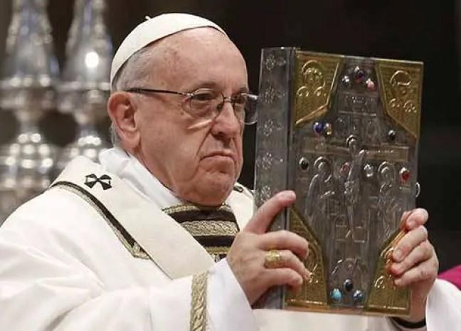 A profecia do Papa Francisco