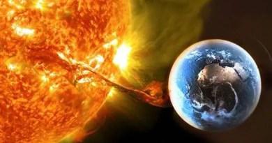 Alerta dos cientistas russos Uma tempestade geomagnética atingirá a Terra em 23 de julho.