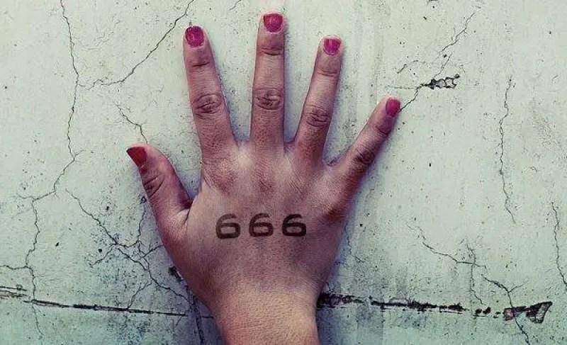 Quem tem a marca do diabo?