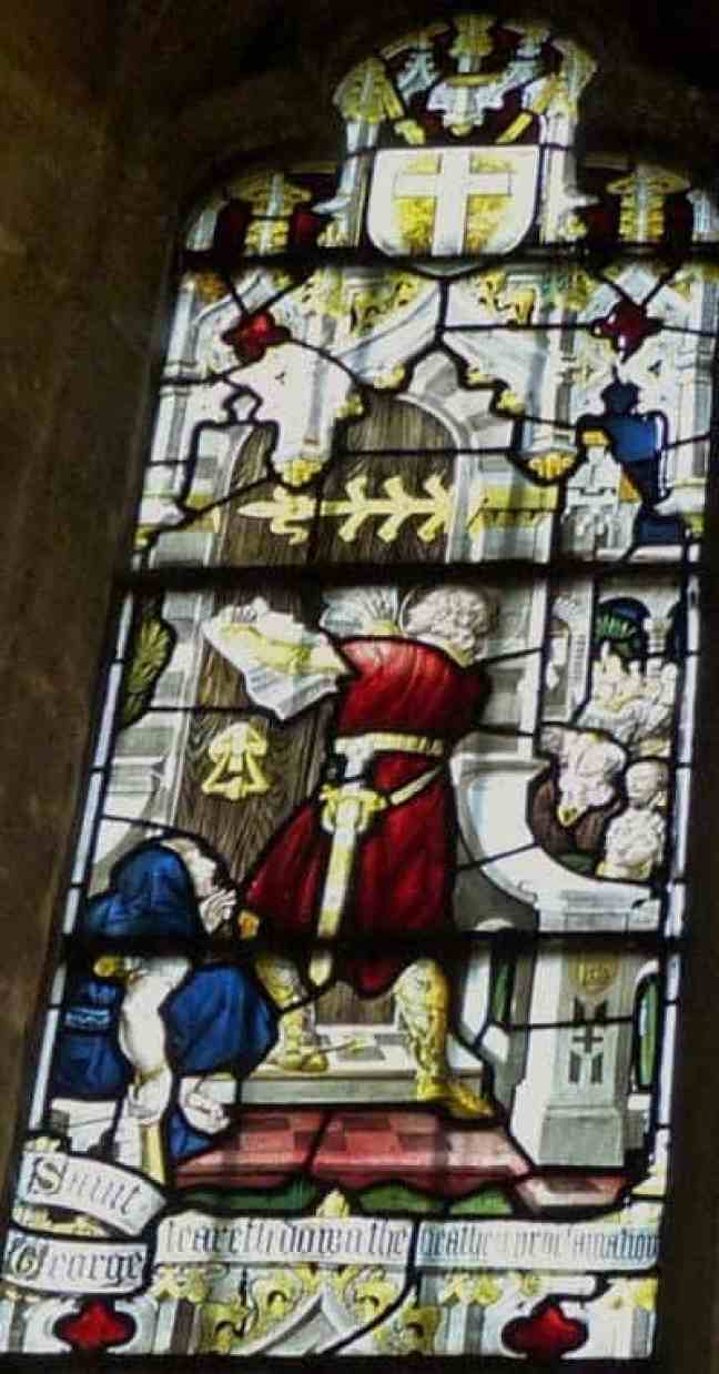 St. George, a igreja de Shakespeare, Stratford-Upon-Avon
