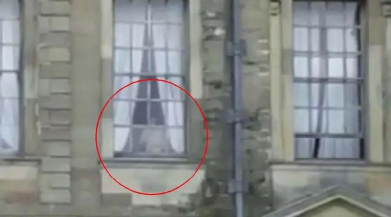 Imagem assustadora mostra o fantasma de uma menina cigana que foi abusada sexualmente