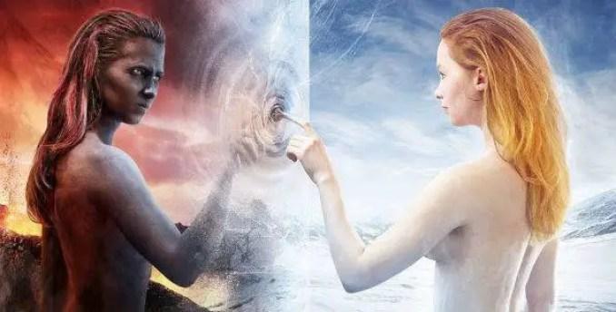 A magia negra funciona da mesma maneira que a energia negativa