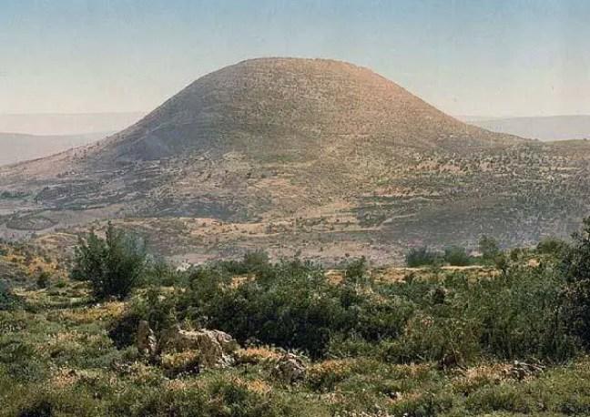 Monte Sião de acordo com Apocalipse