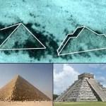 Pirâmides submersas nas Bahamas: será que são reais?