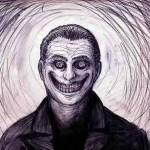 O mistério aterrorizante do homem sorridente