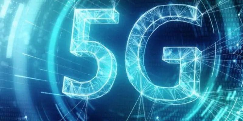 A telefonia 5G é 100 vezes mais rápida do que a 4G